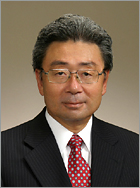 The President of the Japan Society of Nutrition and Food Science : Teruo Miyazawa