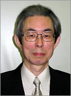 The President of the Japan Society of Nutrition and Food Science : Kazumi Yagasaki