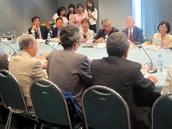 アジア栄養学会連合(FANS)の総会