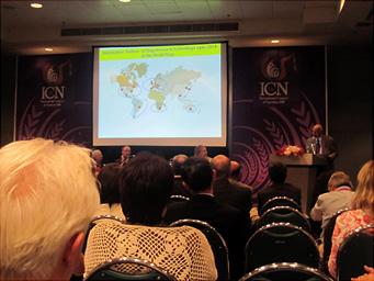 国際栄養学連合(IUNS)の総会